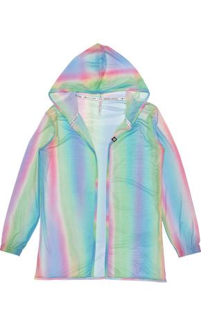 Kimono Tule Rainbow R2642 - I Am Authoria