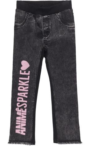 Calça Jeans Black P4021 - Animê Petite