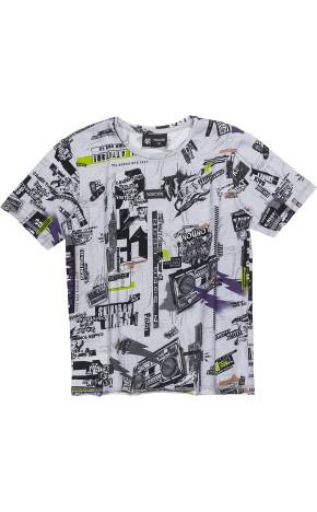 T-Shirt Malha Digital D0286 - Youccie