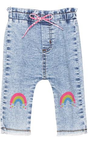 Calça Jeans Bebê C1153 - Momi Bebê