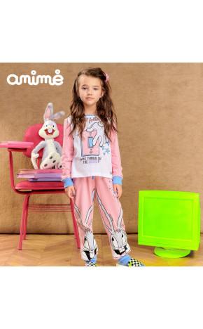 Pijama ML Blusa/Calça N1554 - Animê