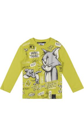 T-Shirt ML Tom e Jerry I0288 - Youccie