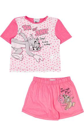 Pijama Curto Tom e Jerry H3090 - Momi