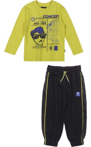 Conjunto ML T-Shirt/Calça I0338 - Youccie