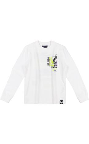 T-Shirt ML Skate D0247 - Youccie