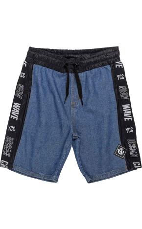 Bermuda Jeans Com Cadarço D0204 - Youccie