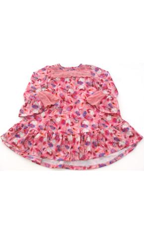 Vestido ML Penas P1931 - Animê Petite