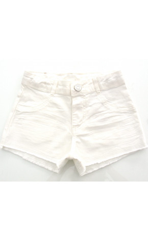 Shorts Sarja Off White F7833 - Momi