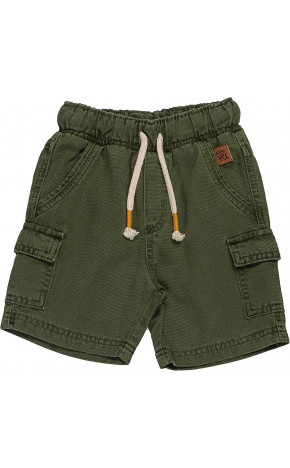 Shorts Sarja Verde Militar I0118 - Youccie