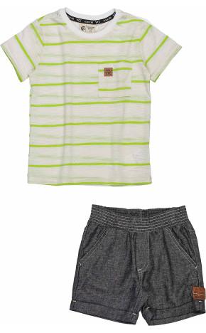 Conjunto T-Shirt/Shorts I022 - Youccie