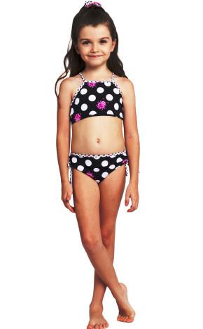 Biquíni Kids Cropped Laila Joaninha 36020 - Siri