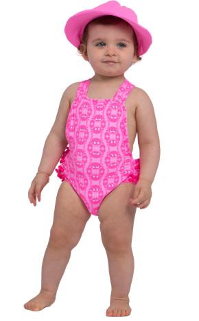 Viseira Baby Rosa Neon 36519 - Siri