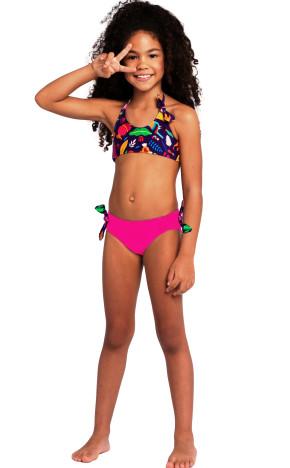 Biquíni Kids Faixa Pantanal 36585 - Siri