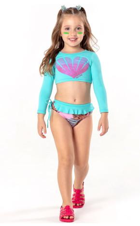 Blusa Cropped Beach Wear 13.17.57020 - Mon Sucré
