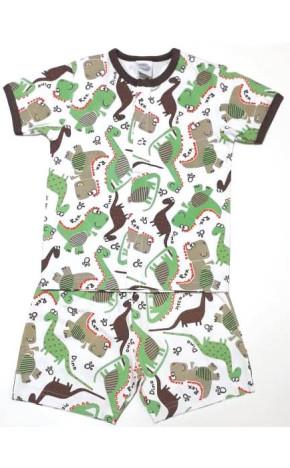 Pijama Curto Dinos 4144 - Piu Piu