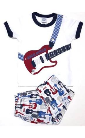 Pijama Blusa/Calça Guitarra 4174 - Piu Piu